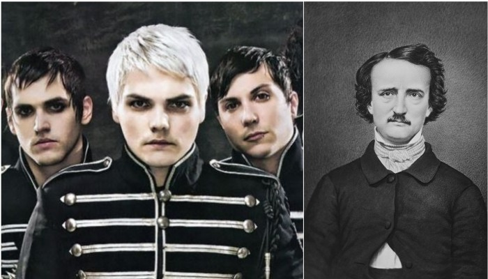 Emo band or Edgar Allan Poe: Can you figure out who wrote it?