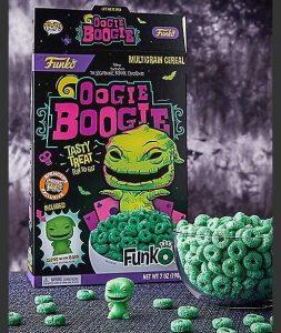 funko pop cereal, oogie boogie