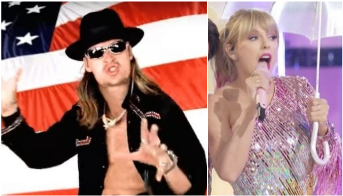 Kid Rock calls out Taylor Swift for political motives with sexist jab