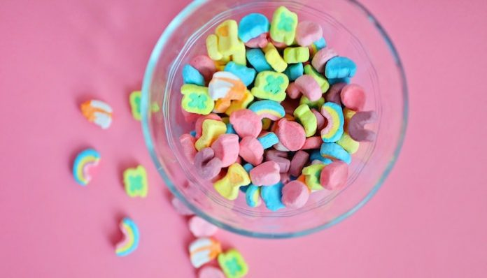 lucky charms marshmallows only jet-puffed