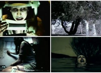 marilyn manson video screenshots