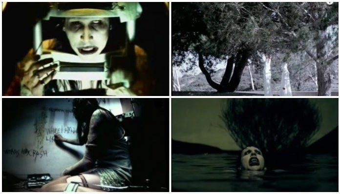 marilyn manson video screenshots