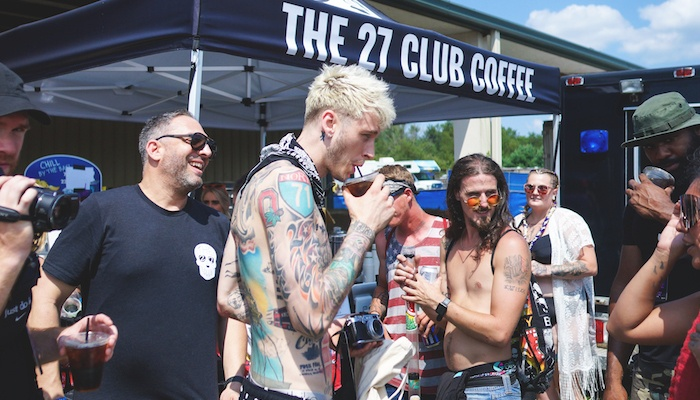 mgk 27 club coffee