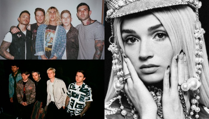 Bring Me The Horizon, Sleeping With Sirens, Poppy announce fall tour