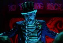 house of 1000 corpses captain spaulding sid haig rob zombie 3 from hell sid haig