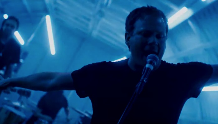 "Angels & Airwaves show love taking a bloody turn in ""Rebel Girl"" video"