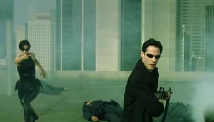 'Matrix 4' officially happening with Keanu Reeves, original director