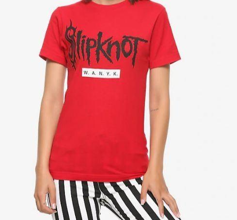 slipknot hot topic