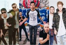 State Champs, Simple Plan, We The Kigns