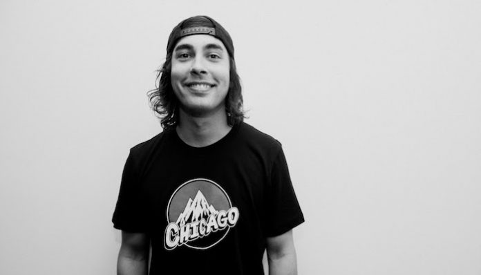 vic fuentes pierce the veil living the dream