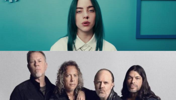 Global Citizen Festival recruits Billie Eilish, Metallica for 10-hour charity gig