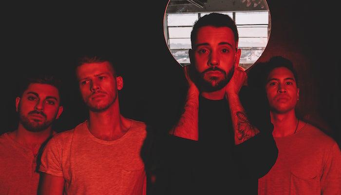 Selfish Things drop debut 'Logos' with Spencer Chamberlain, more—listen