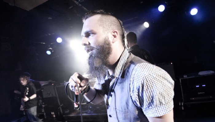 Times Of Grace are almost done with new album, Jesse Leach says