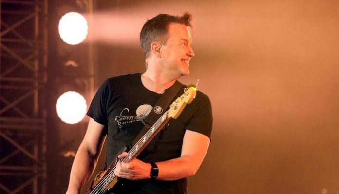 blink 182 mark hoppus