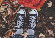 converse fall autumn emo