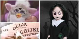 creepy 90s toys