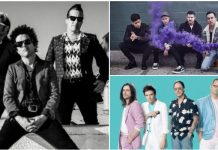 Green Day, Fall Out Boy, Weezer