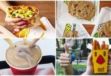 fast food zodiac