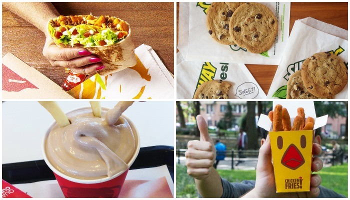 Find out which cult-favorite fast-food item matches your