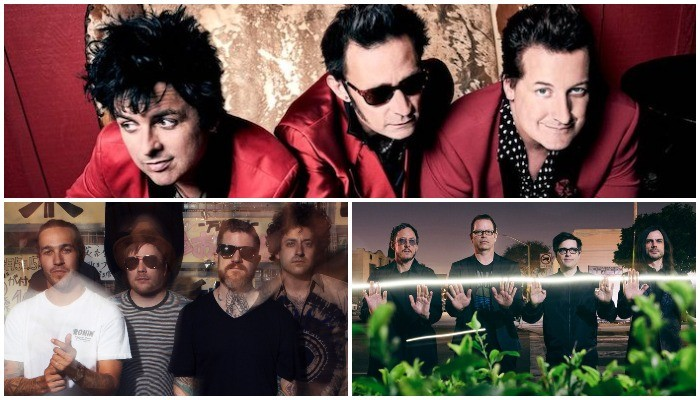 Green Day, Fall Out Boy and Weezer to hit Hard Rock Stadium