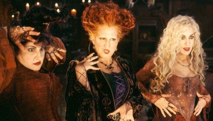 'Hocus Pocus' line at Hot Topic includes witchy dresses, spooky tops, more