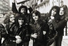 megaforce records jonny z metallica anthrax