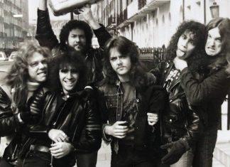 megaforce records jonny z metallica anthrax