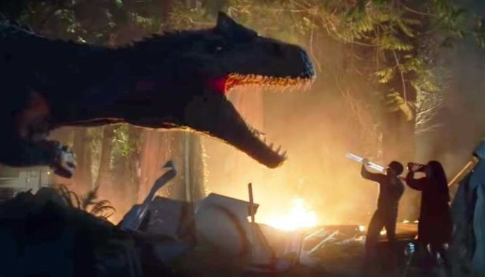 'Jurassic World' debuts short film giving insight into the next movie