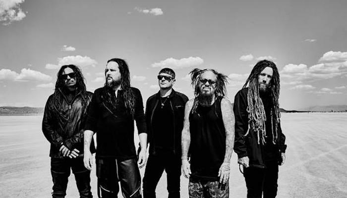 Korn groove through 13th full-length, 'The Nothing'—listen