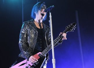 marianas trench live