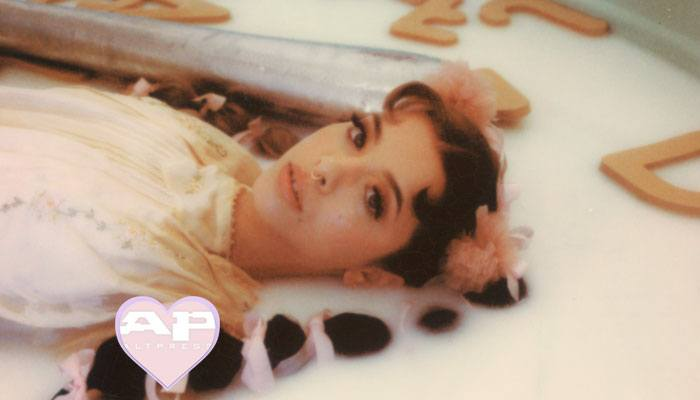 Melanie Martinez is the guest editor of next month's AP