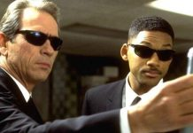 men in black, netflix