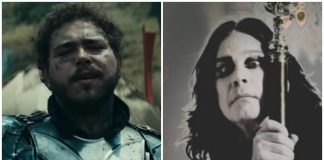 post malone ozzy osbourne, take what you want, ordinary man