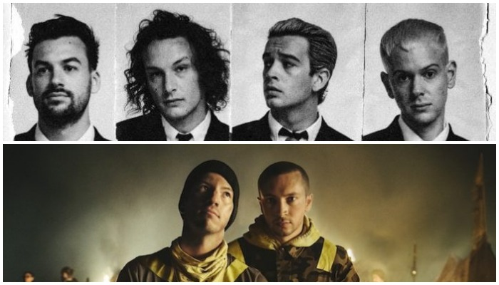 twenty one pilots, the 1975, more nominated for BBC Radio 1 Teen Awards