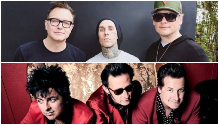 """Green Day track """"American Idiot"""" gets reimagined in style of blink-182"""
