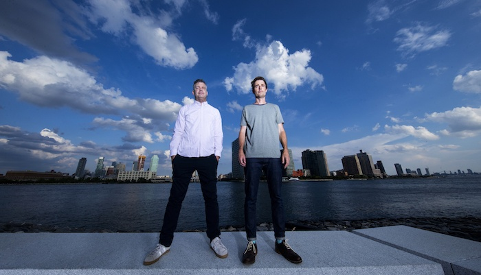 Battles are America's mediocrity-fighting electronic-rock duo