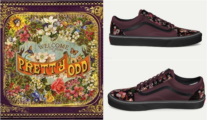 Panic at the disco Pretty Odd
