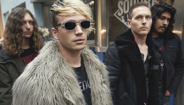 Badflower's lack of fashion interest made John Varvatos like them more