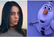 Billie Eilish, Frozen