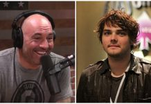 gerard way joe rogan related