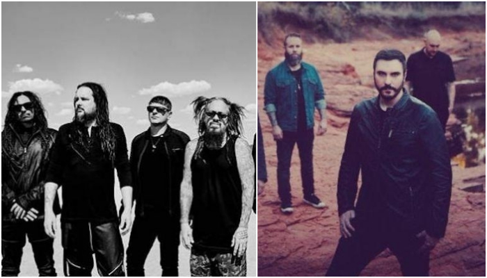 Breaking Benjamin New Album 2020.Korn Breaking Benjamin Announce 2020 North American Tour