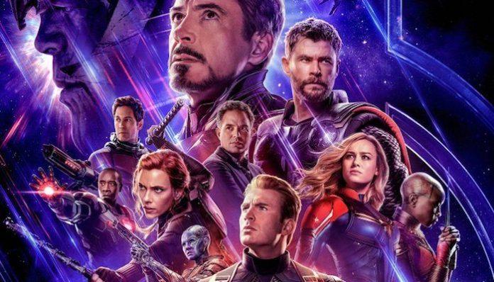 marvel avengers endgame poster