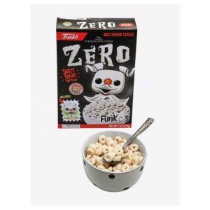 'The Nightmare Before Christmas' FunkO's cereal has glowing Zero Pop!