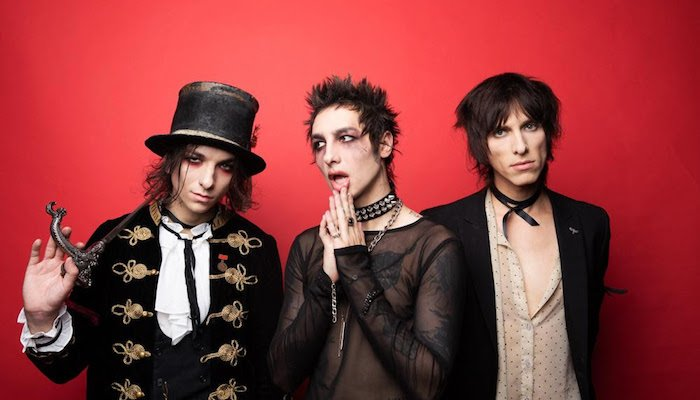 Palaye Royale Are A Bunch Of Bastards, And They're