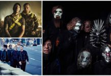 slipknot twenty one pilots linkin park