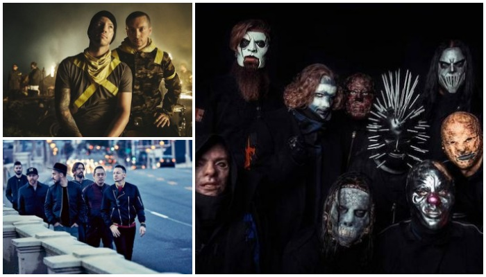 "Slipknot gets reimagined as TOP, Linkin Park for ""Psychosocial"" cover"