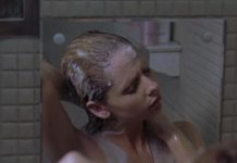 the grudge shower scene
