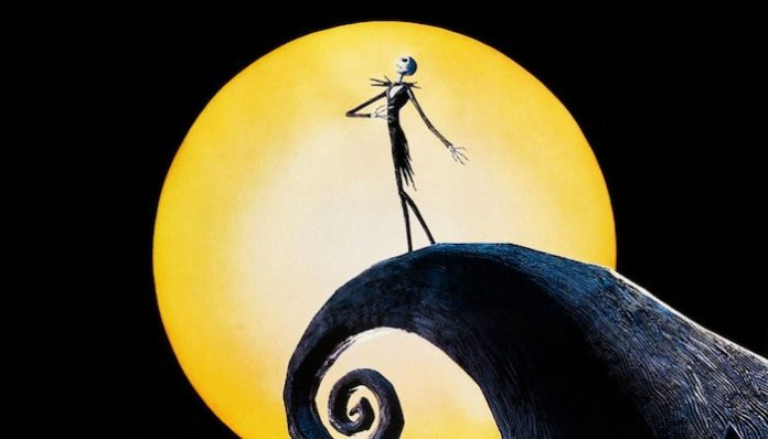 the nightmare before christmas tim burton jack skellington