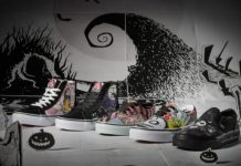 Vans, Nightmare Before Christmas