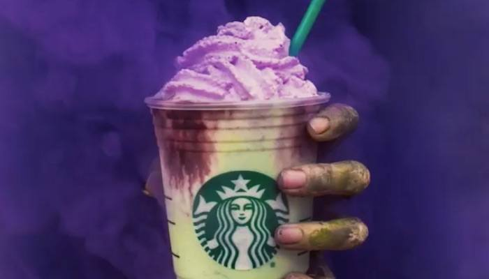 Starbucks Annual Halloween Frappuccino Is Skipping The Us